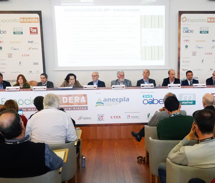Expocida WOOD 2019 Termites, the silent cancer for timber buildings